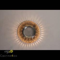 Точечный светильник 7735 Black