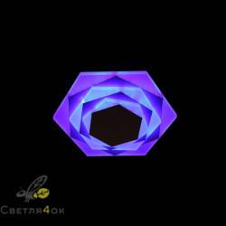 Светильник накладной 2165 Blue