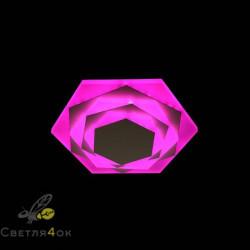 Светильник накладной 2165 Pink