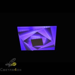 Светильник накладной 2166 Blue