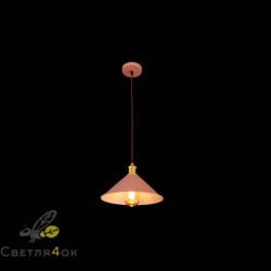 Светильник Loft 6610-Pink
