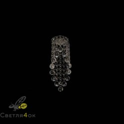 Хрустальный светильник A030 WH+CH