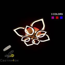 Светодиодная люстра 5540-4-4 Color LED