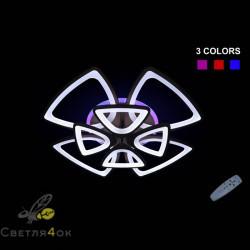 Светодиодная люстра 5548-4-4 LED