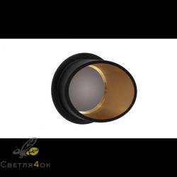 Светильник 160A BK+GD