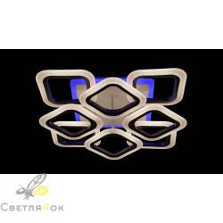 Люстра светодиодная 5588/4-4S LED 3 COLOR