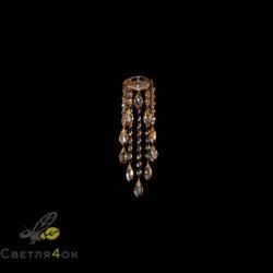 Хрустальный светильник A929 AM+FGD