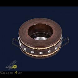 Точечный светильник 732M7066A WOOD