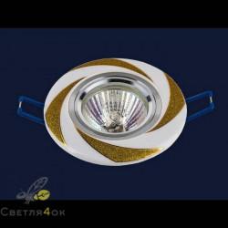 Точечный светильник 70596 GD