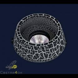 Точечный светильник 732M7073 CRAZE BK