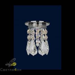 Хрустальный светильник 712A2067 CH/CL