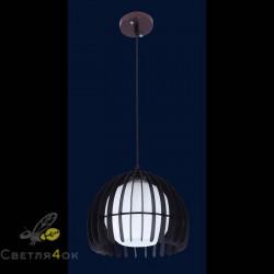 Светильник 7076115-1 черный