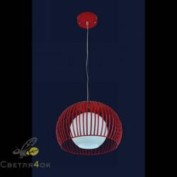 Светильник 7076330-1 красный