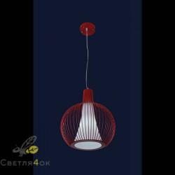 Светильник 7076380-1красный