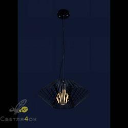 Светильник 7076389-1 черный