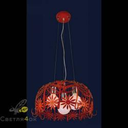 Светильник 7076390-3 красный