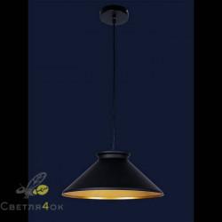 Светильник Лофт 720P81449-1 BK