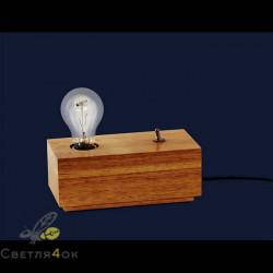 Светильник LOFT 72081469-1 WOOD