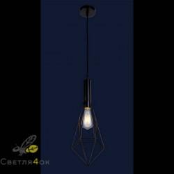 Светильник Loft 7521204-1 BK