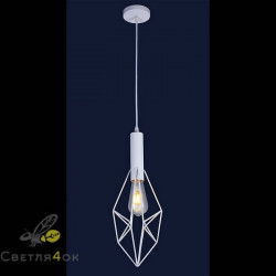 Светильник Loft 7521205-1 WH