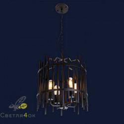 Светильник LOFT 761SG01-4 BK