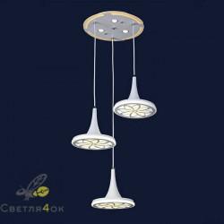 Светильник LOFT 7631123-3 LED 40+40W