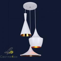 Светильник 7546403-3 WH