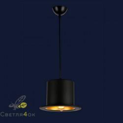 Светильник 7546413-1 BK+GD