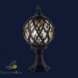 Уличный светильник 767V0104-M-ST BK