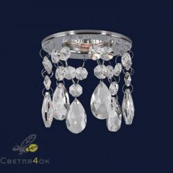 Хрустальный светильник 712A2140 CH/CL