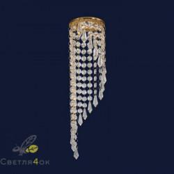Хрустальный светильник 712A2147 GD/CL