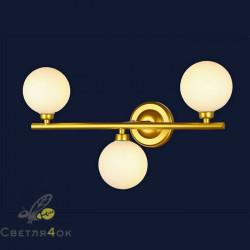 Светильник 756WL002-3 GD