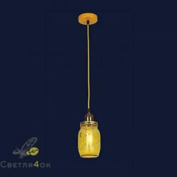 Светильник 756PR9544-1 YELLOW