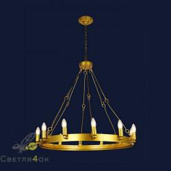 Светильник 756PR9562-12 GD