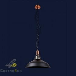 Светильник Лофт 7526857F-1C BK(310)<br />