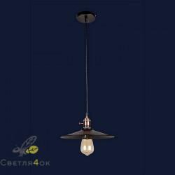 Светильник Лофт 752836F-1 BK