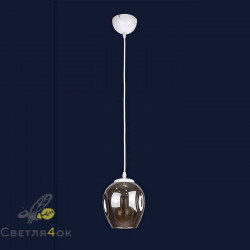 Светильник Лофт 756PR0231F-1 WH+BK