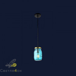 Светильник 758865-1 BLUE
