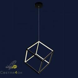 Светильник 801L7250 BK
