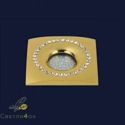 Точечный светильник 716MKD-C26Y GD