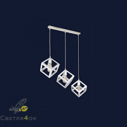 Светильник Лофт 756PR160-3 WH (500)