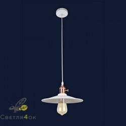 Светильник Лофт 752836F-1C BK