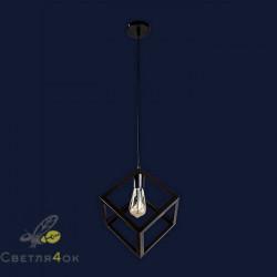 Светильник Лофт 756PR200F-1 BK