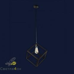 Светильник Лофт 756PR250F-1 BK