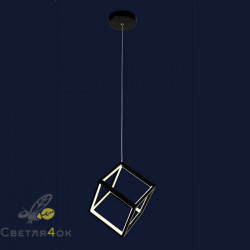 Светильник 801L7252 BK