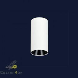 Светильник 90580COB-10W WH-BK