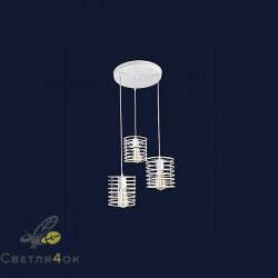 Светильник 707P9150F-3 WH (300)