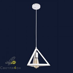 Светильник Лофт 756PR220F-1 WH