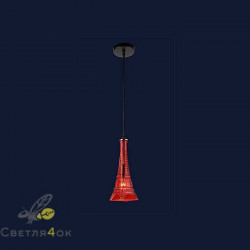 Светильник 758864-1 RED