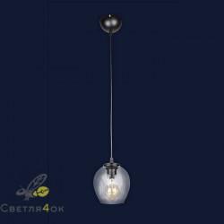 Светильник Лофт 756PR0231F-1 BK+CL